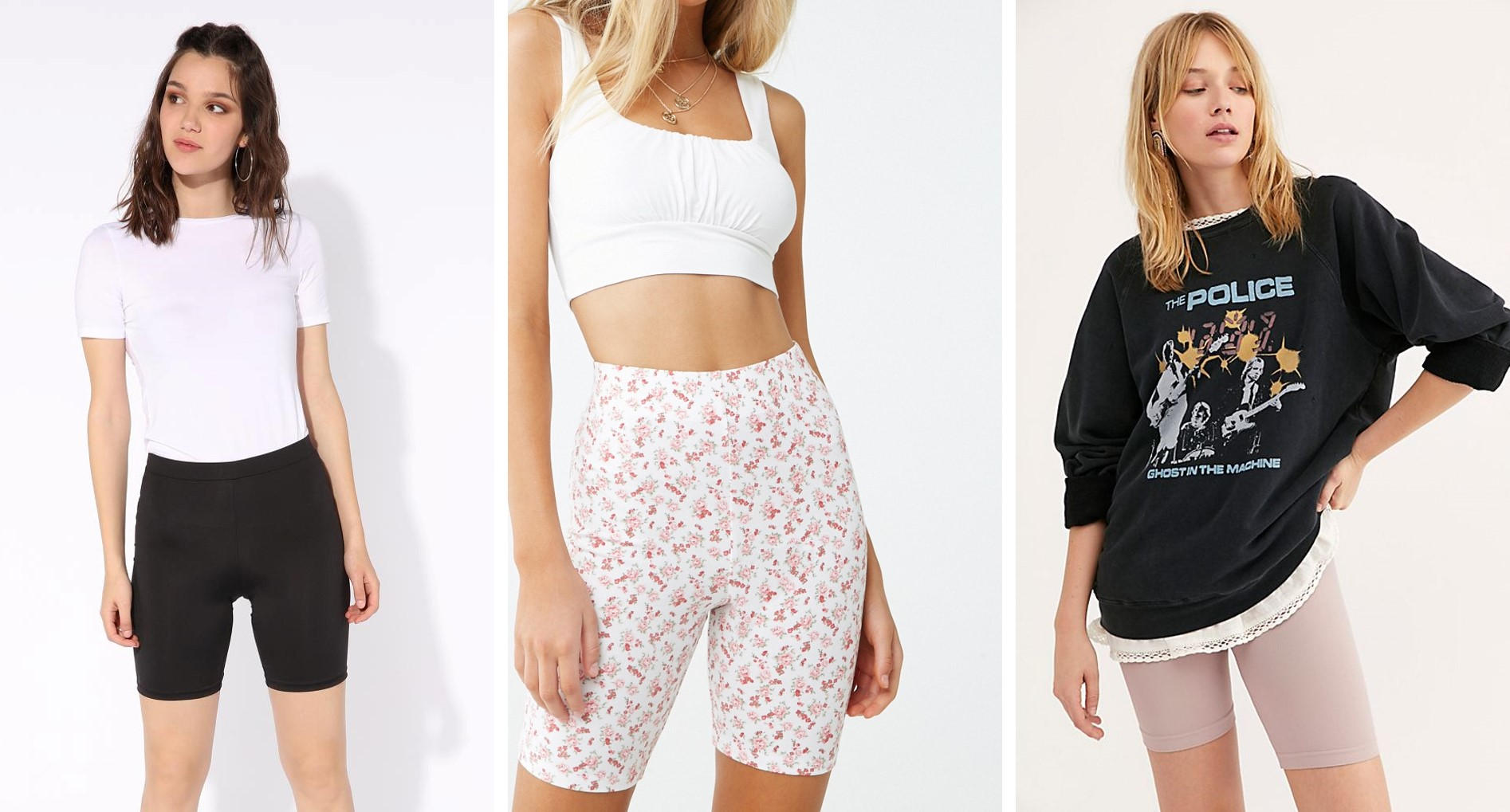 Talking Trends: Biker Shorts!