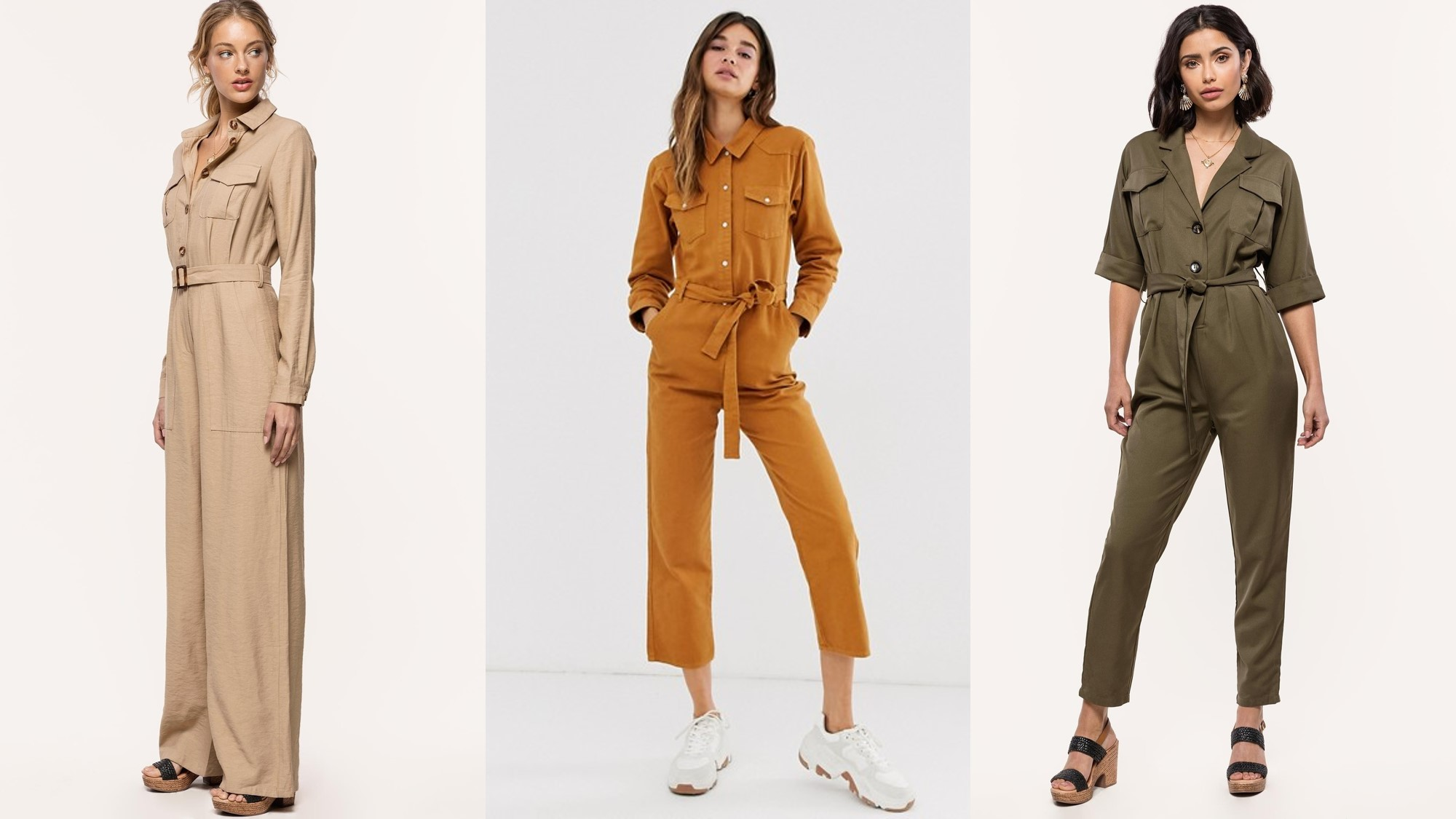 Utility Trend Boiler Suits
