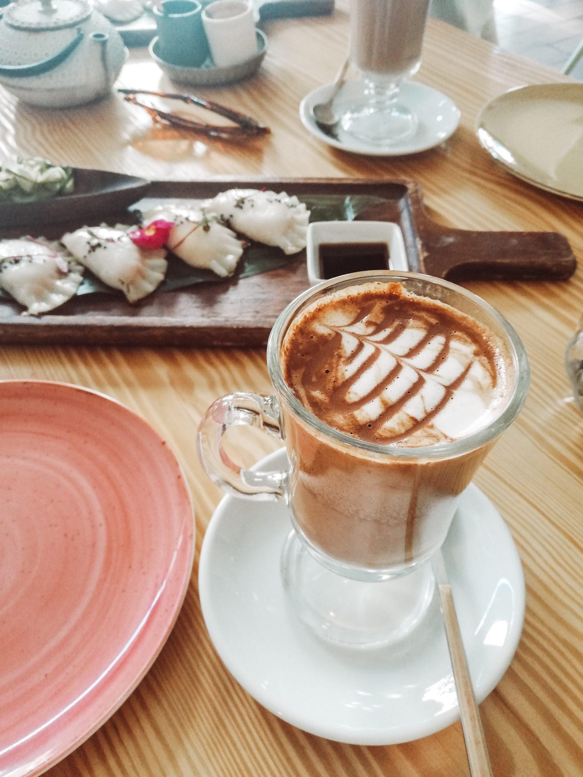 O Botanista brunch - Cappuccino