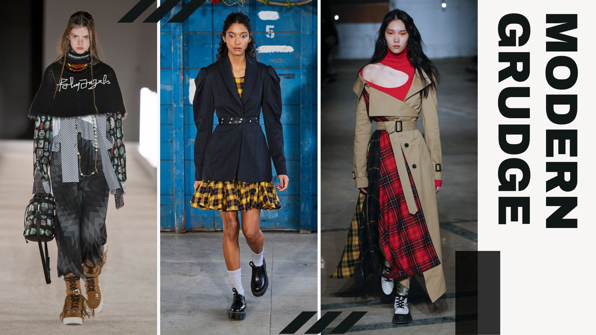 Top 5 trends from New York Fashion Week Fall/Winter 2020 - Modern Grudge