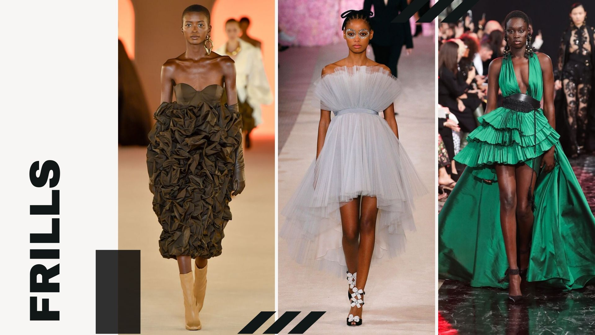TOP 5 TRENDS FROM PFW F/W - Frills