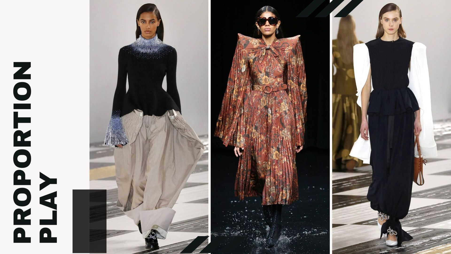 TOP 5 TRENDS FROM PFW F/W - Proportion Play