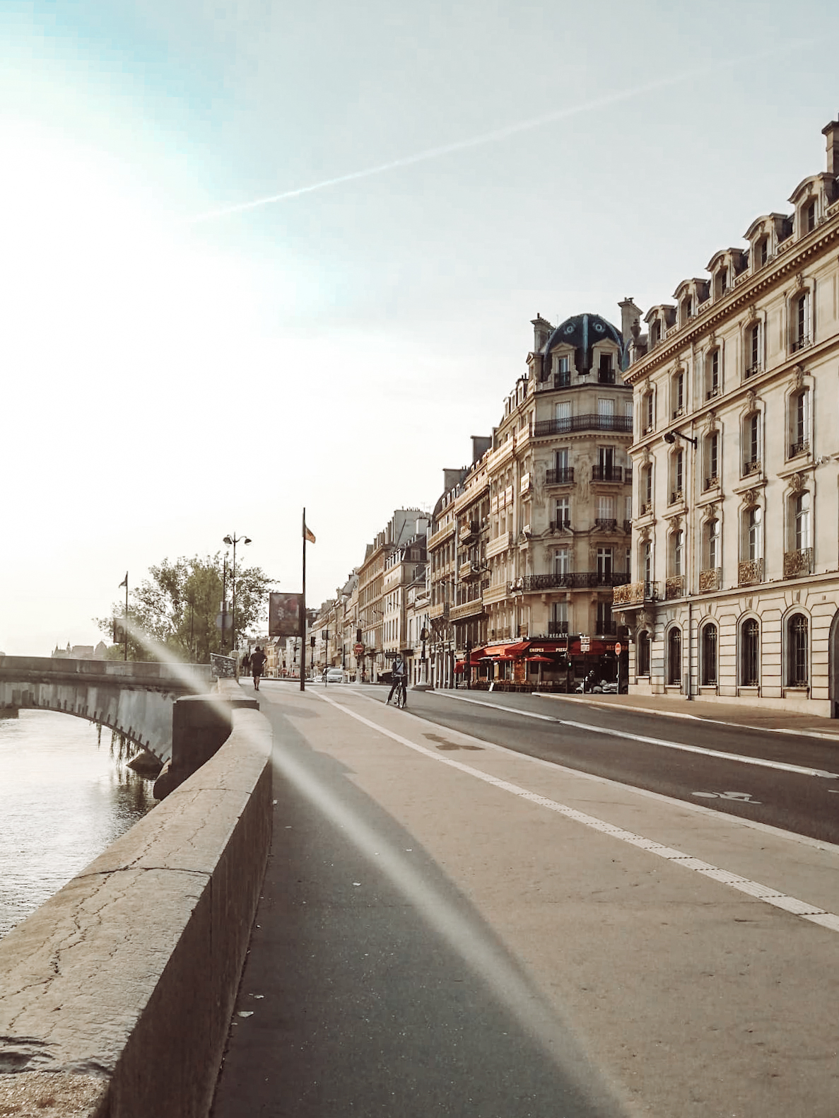 I am moving to Paris to study Fashion!