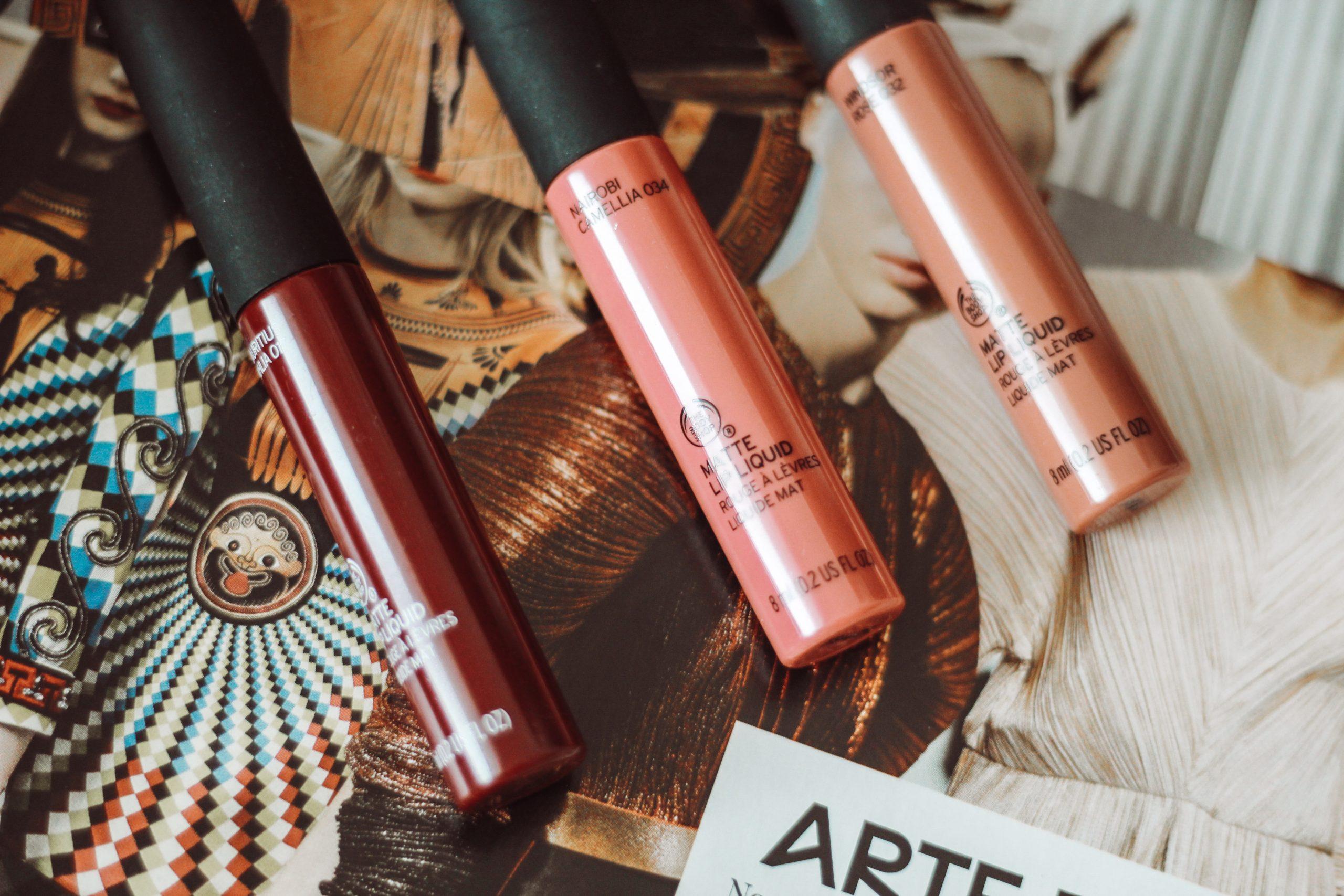 The Body Shop | Liquid Matte Lip