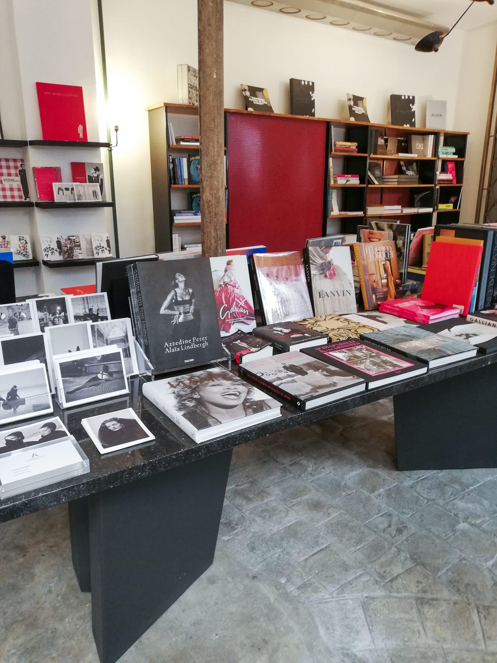 Azzedine Alaïa Store