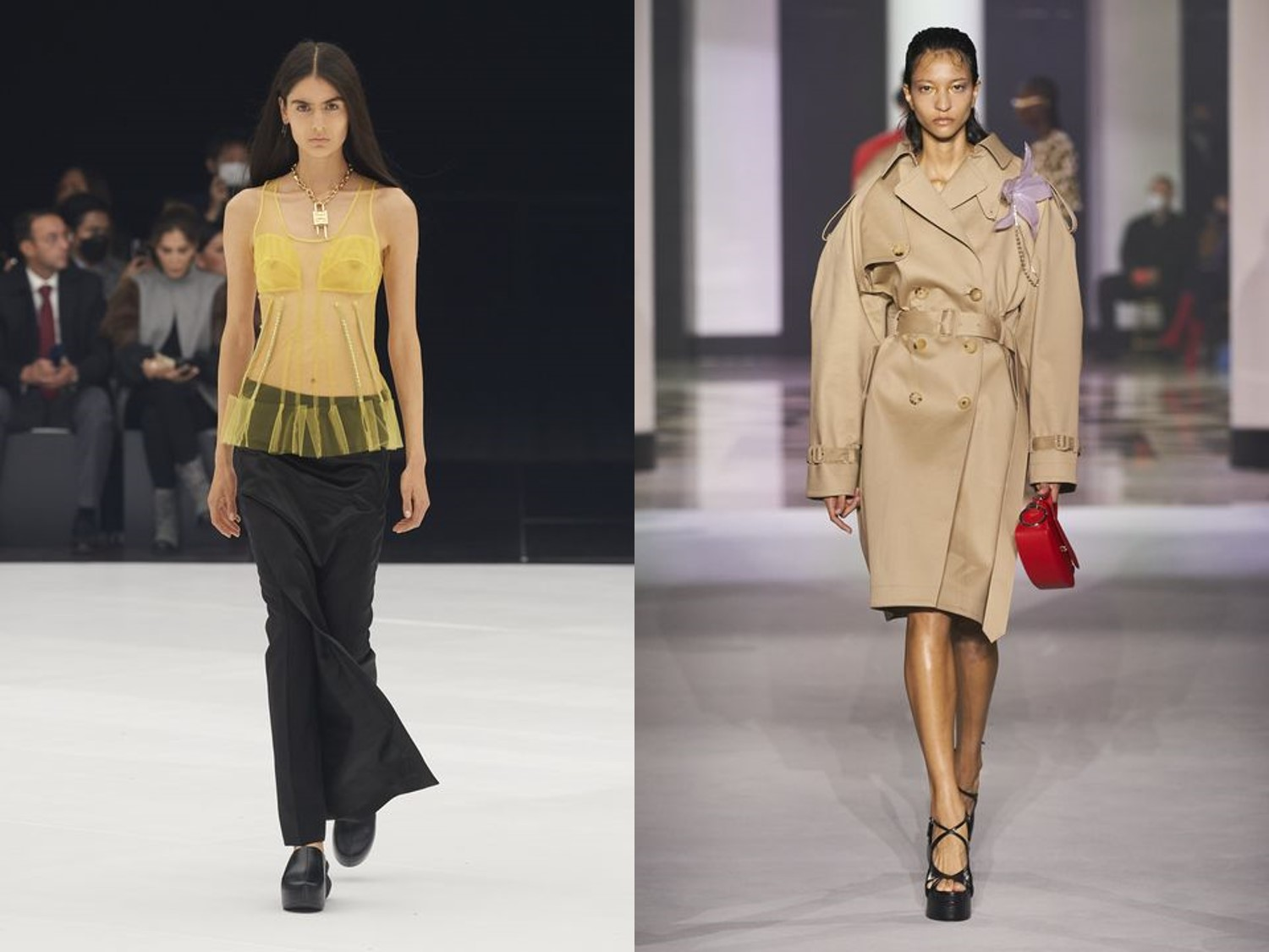PARIS FASHION WEEK TRENDS: Past and Future Synergy